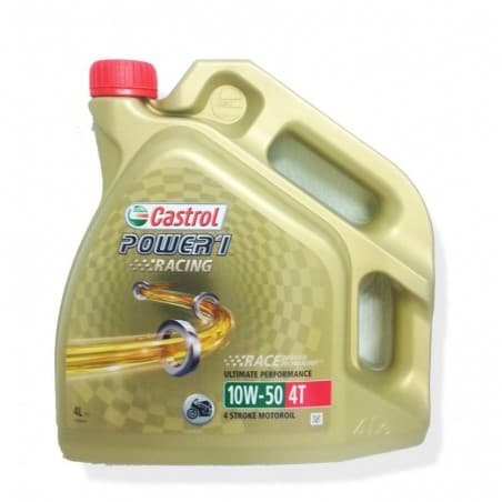 CASTROL POWER1 RACING 4T 10W50 4L