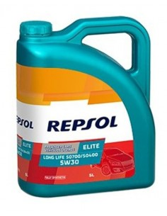 ACEITE REPSOL ELITE LONG...