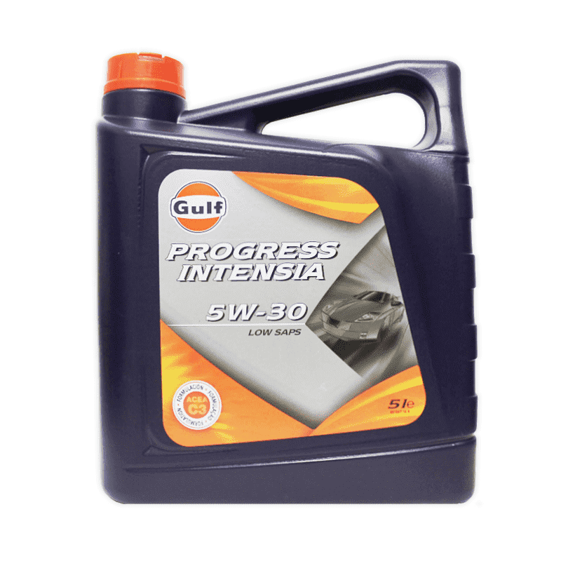 GULF PROGRESS INTENSIA 5W30 5L