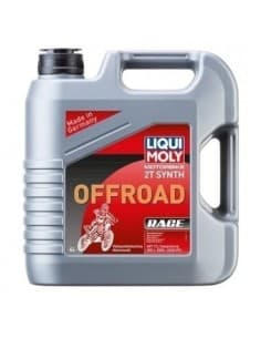 Aceite Liqui Moly 2T SYNTH...