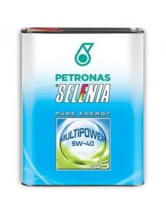 SELENIA MULTIPOWER GAS 5W40 2L