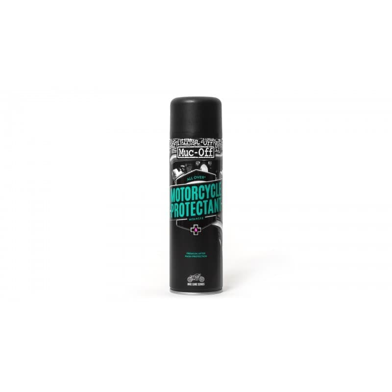 Protector con PTFE (teflon) Muc-Off Motorcycle Protectant Spray 500ml